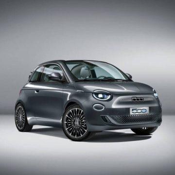 Neuvorstellung: Fiat 500 | Komplettansicht