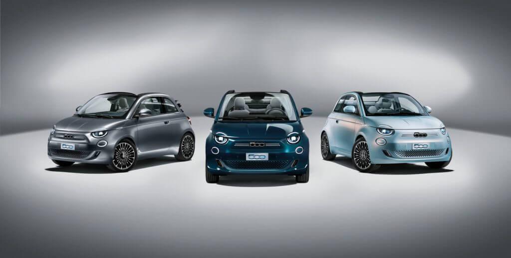 Neuvorstellung: Fiat 500 | in 3 verschiedenen Farben