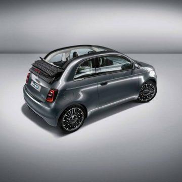 Neuvorstellung: Fiat 500 | Rückansicht
