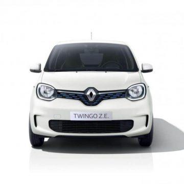 Neuvorstellung: Renault Twingo Z.E. | Vorderansicht