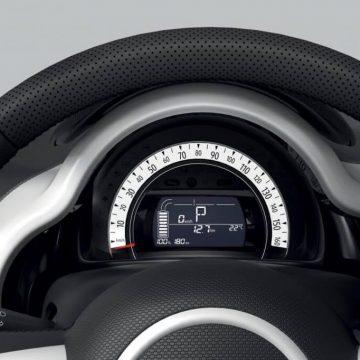 Neuvorstellung: Renault Twingo Z.E| Armaturenbrett