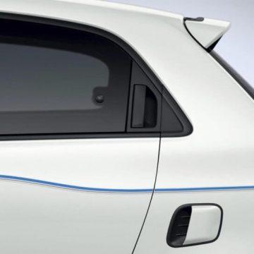 Neuvorstellung: Renault Twingo Z.E. | seitliche Detailansicht