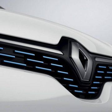 Neuvorstellung: Renault Twingo Z.E. | Detailansicht vorne
