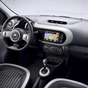 Neuvorstellung: Renault Twingo Z.E. | Innenleben in der Farbe Grau