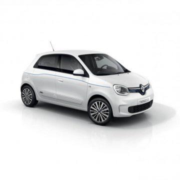 Neuvorstellung: Renault Twingo Z.E. | Komplettansicht