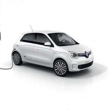 Neuvorstellung: Renault Twingo Z.E. | Komplettansicht beim Laden