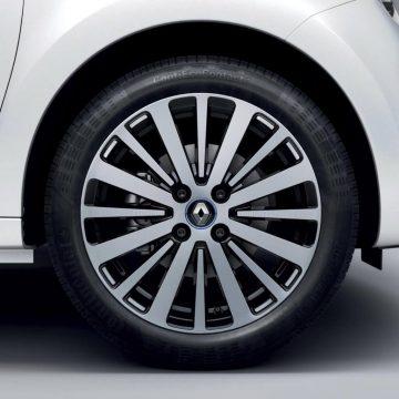 Neuvorstellung: Renault Twingo Z.E. | Detailansicht des Reifen
