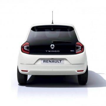 Neuvorstellung: Renault Twingo Z.E. | Rückansicht