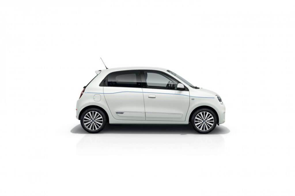 Neuvorstellung: Renault Twingo Z.E. | Seitenansicht