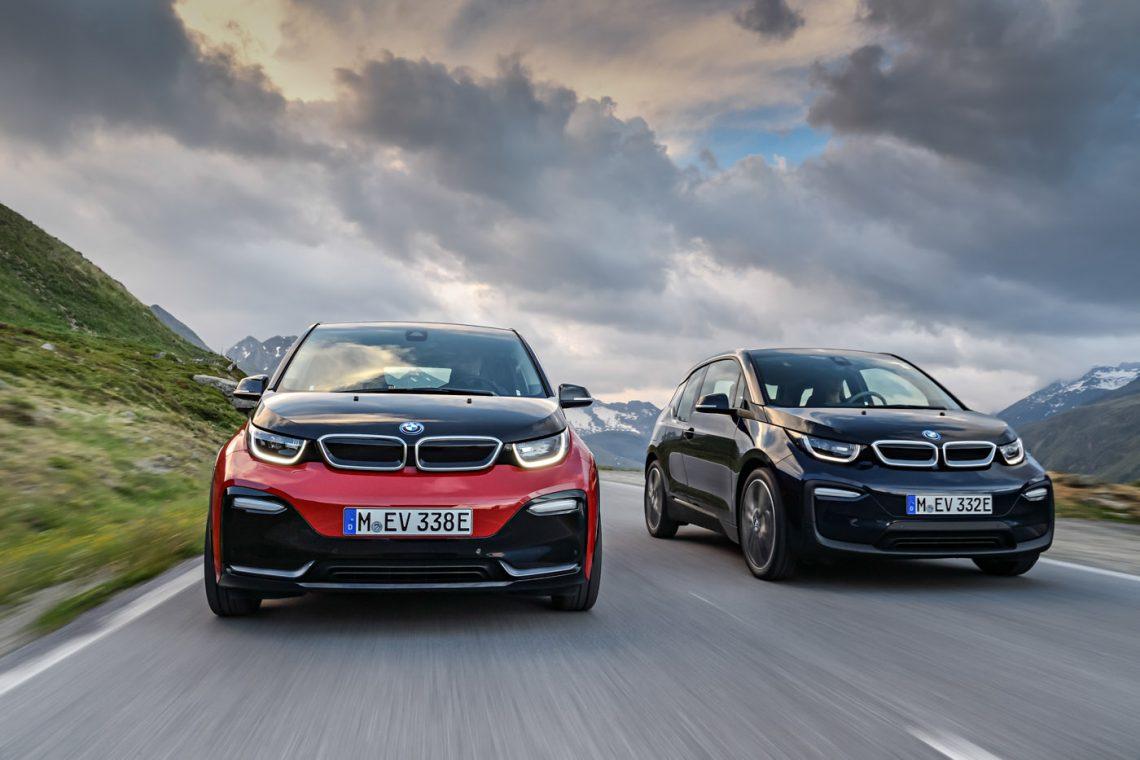BMW i3s und i3