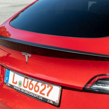 Tesla Model Y Performance   Heckspoiler