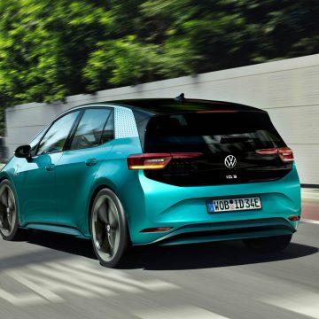 VW ID.3 1ST Edition | Heckansicht