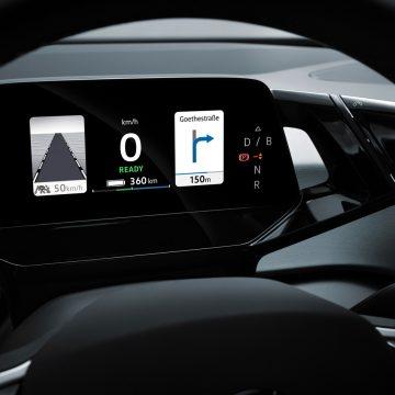 VW ID.3 1ST Edition | Kombiinstrument