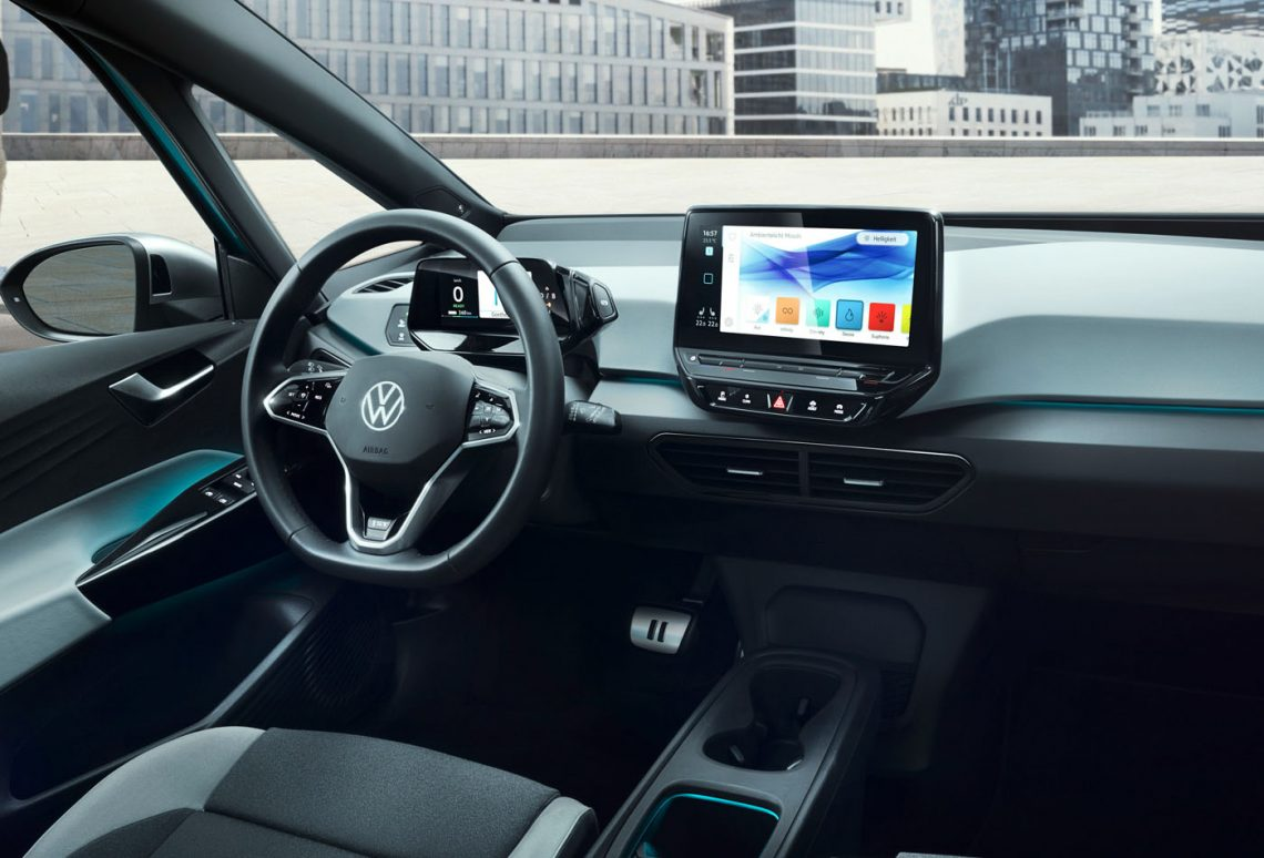 VW ID.3 1ST Edition | Interieur