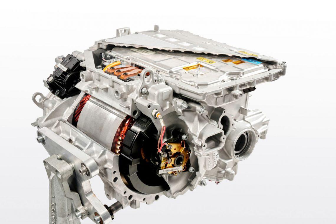 BMW iX3   Antriebseineit der 5. Generation